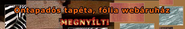 öntapadós tapéta, fólia webáruház